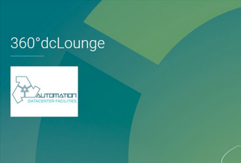 Europ's DC-Facility Community is our guest @ the 360°dcLounge of 30 September and 1 October 2021 in the premises of Automation in Brussels !