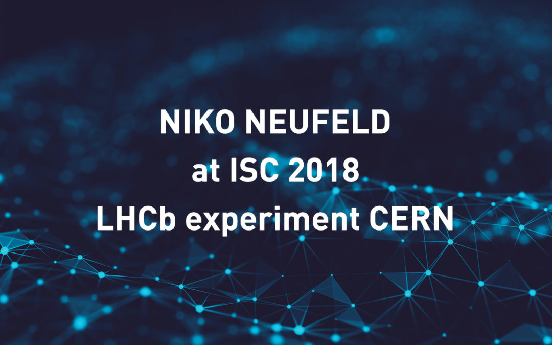 Niko Neufeld – LHCb experiment CERN