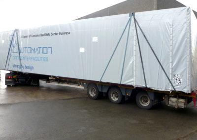 SAFE Service - Logistics